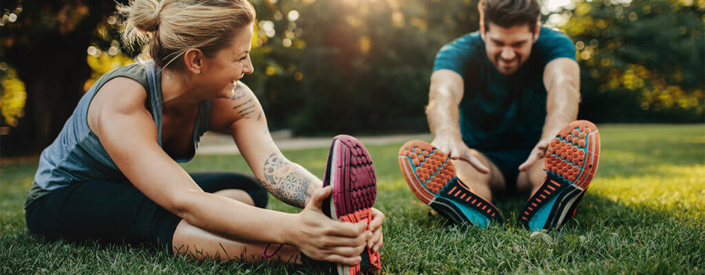 stretching to improve your health